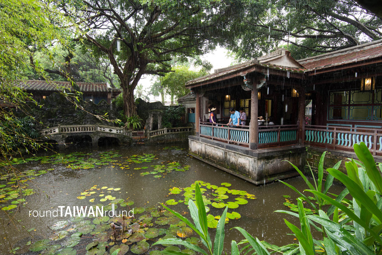 Lin Family Mansion And Garden Roundtaiwanround