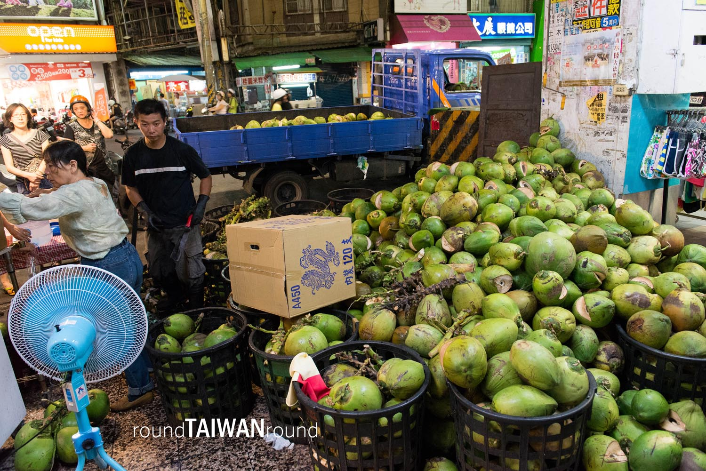 Fengshan City Fengshan Zhongshan Night