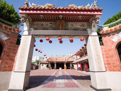 Resize 400x300 lukang xingzu temple         012