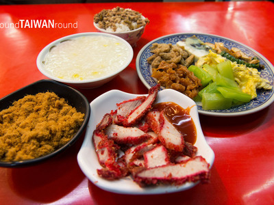 Resize 400x300 amei congee and side dishes          012