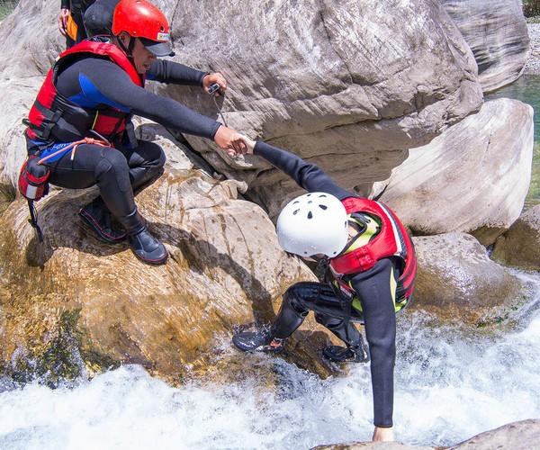 Hualien - River Trekking