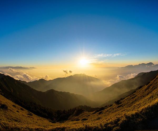 Hehuanshan - A Hiking Adventure for All Abilities