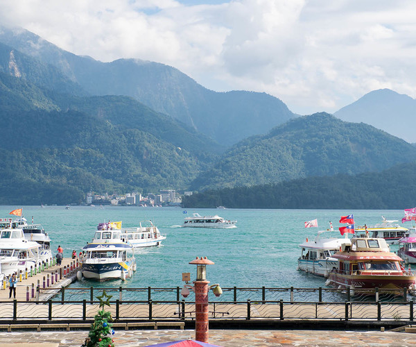 Sun Moon Lake - Culture